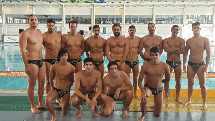 Waterpolo Málaga permanencia Primera Nacional