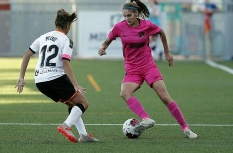 RFEF fútbol femenino sala profesionaliza