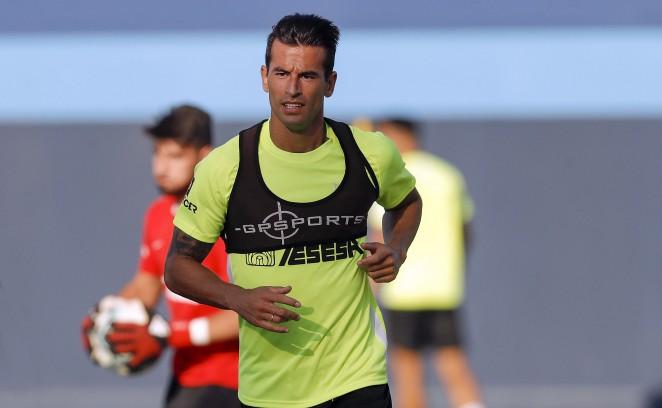 Luis Hernández podría ser una de las recuperaciones del Málaga CF