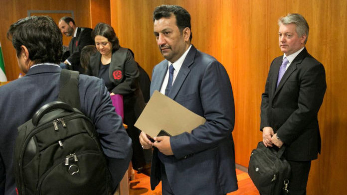 comunicado Al Thani contra administrador