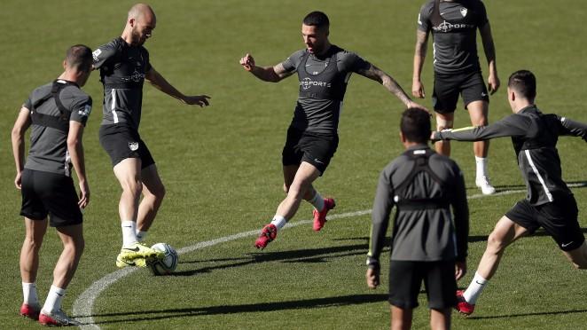 fase 1 cambios deporte entrenamiento Málaga