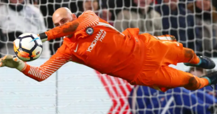 Willy Caballero renovación Chelsea