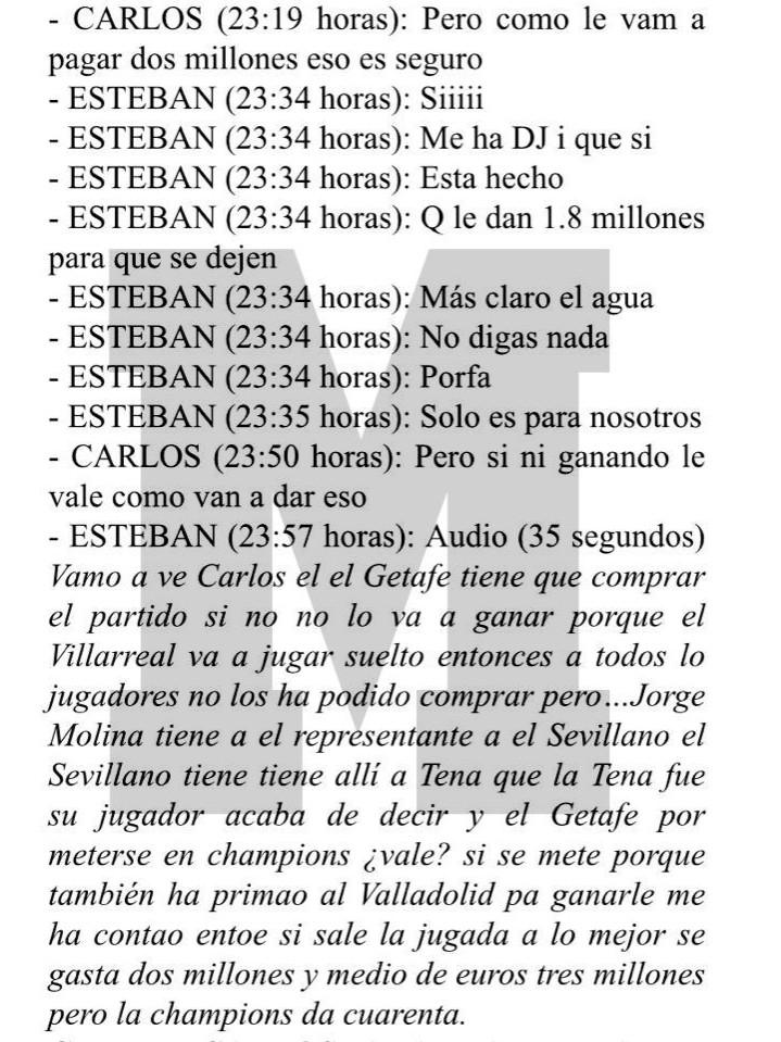 conversación 2 entre Paco Esteban y Aranda