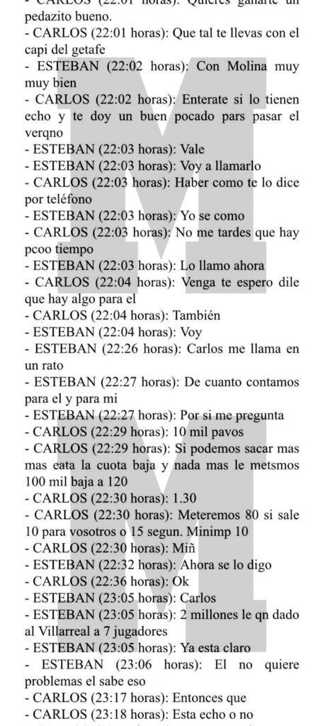 Conversación Paco Esteban Aranda caso Oikos