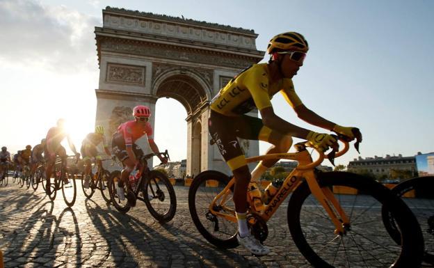 El Tour de Francia sigue en el aire