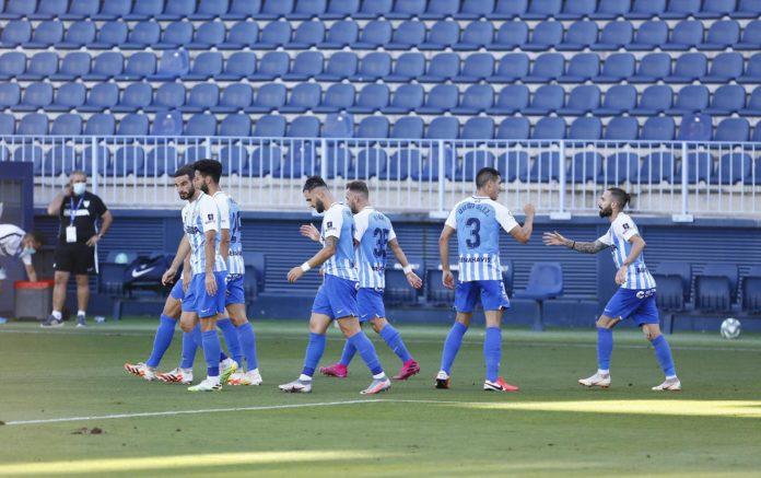 El Málaga de Pellicer ha hecho ya 21 puntos