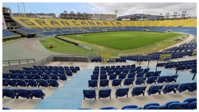 Las Palmas inició la guerra de los espectadores