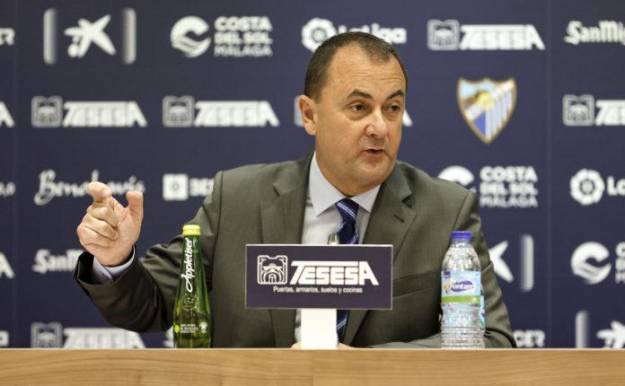 José María Muñoz Jiménez Málaga podría desaparecer