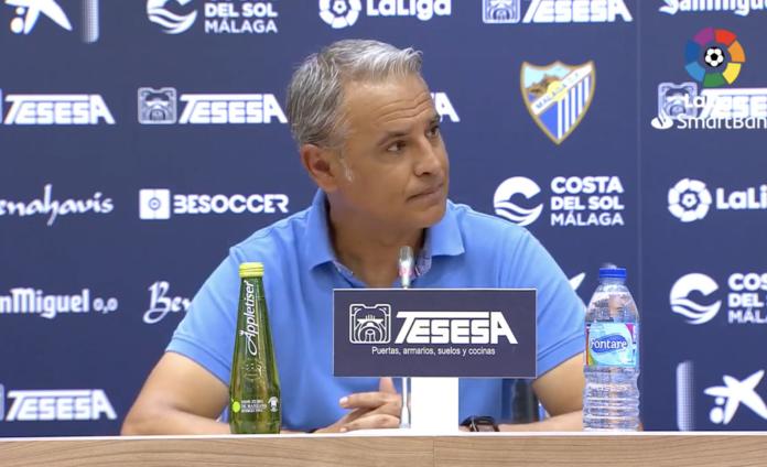 Pellicer habló de la victoria de los suyos ante el Girona