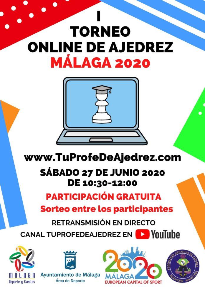 torneo online ajedrez málaga 2020