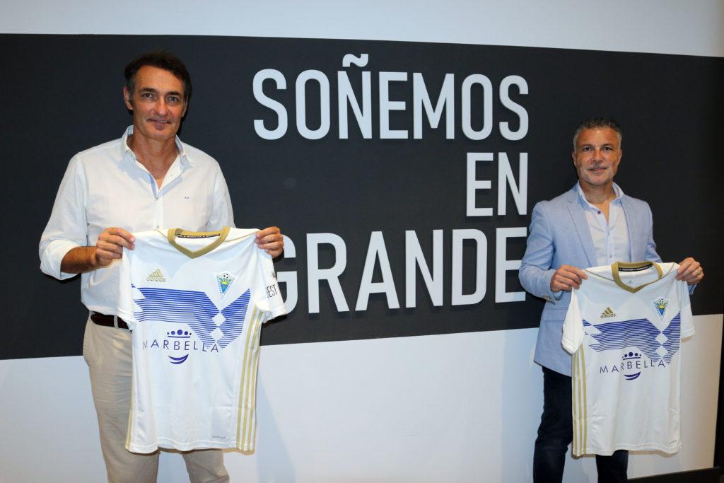 Aldana Óscar Felipe Marbella FC