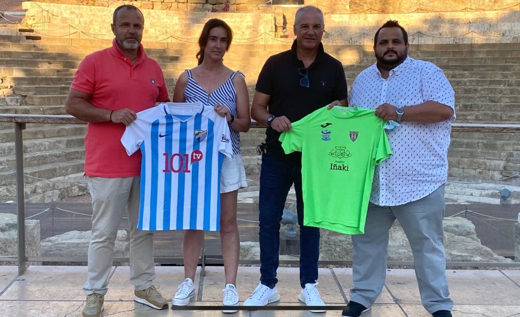 Acuerdo Málaga CF Futsal Playas de Málaga
