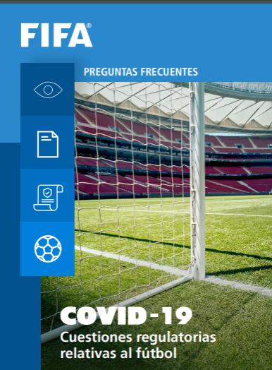 FIFA guía fútbol covid19