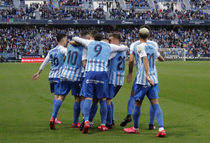 Málaga en desventaja ante el mayor reto fútbol