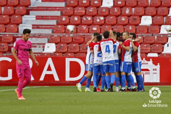 Crónica Sporting-Málaga CF