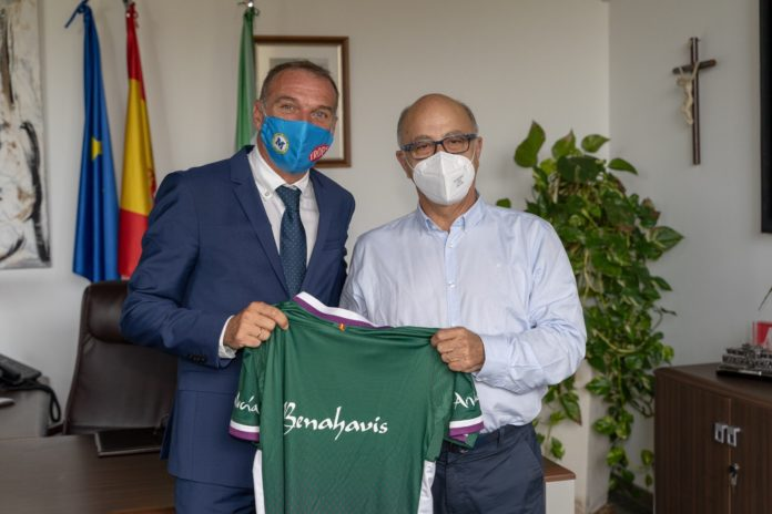 Benahavís alcalde apuesta deporte Unicaja Málaga balonmano
