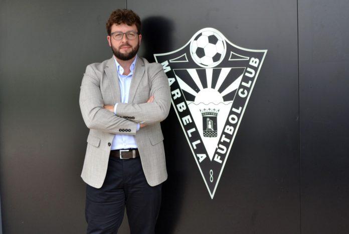 Víctor Moreno presentación Marbella