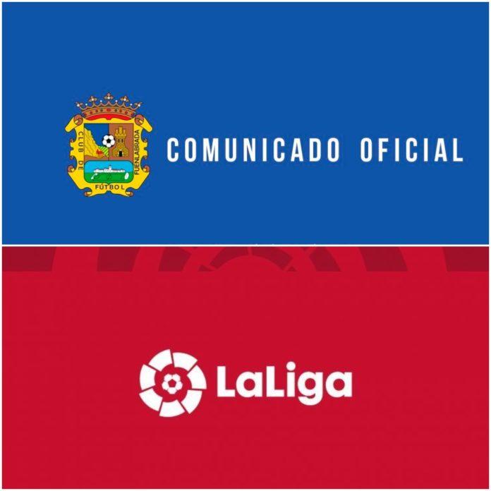 Cruce de comunicados entre LaLiga y el Fuenlabrada