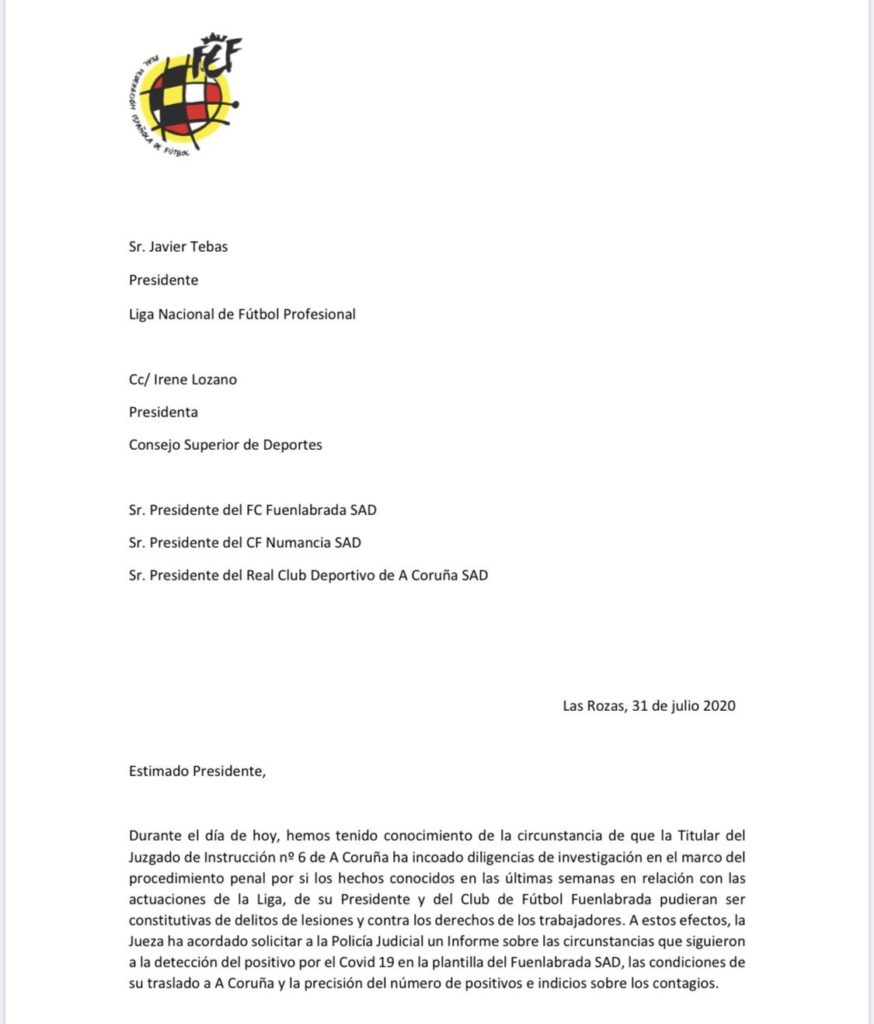 RFEF propone Segunda 24 equipos