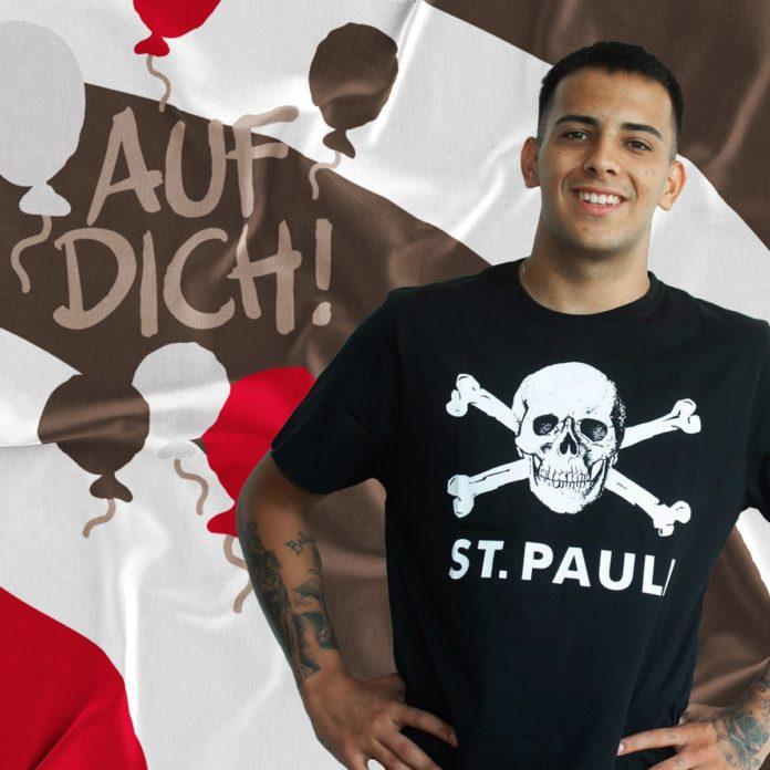 Rodri Zalazar St Pauli