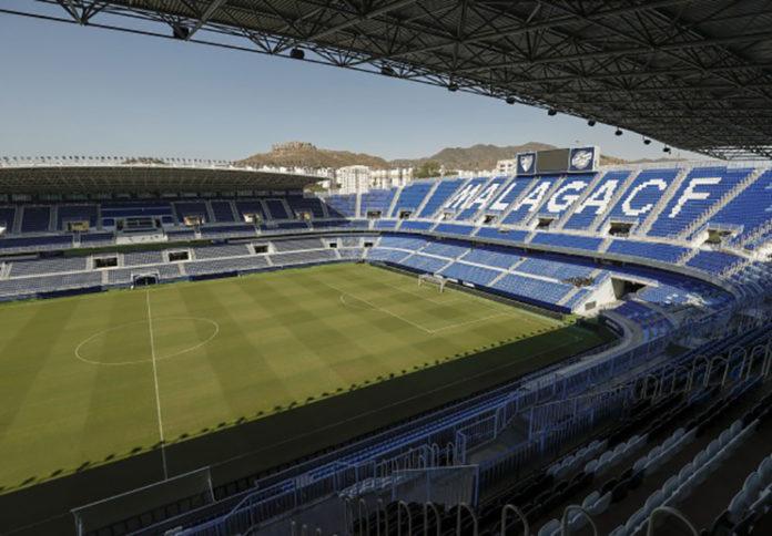 La Rosaleda Málaga-Granada Copa