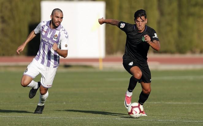 Valladolid rival Málaga pretemporada