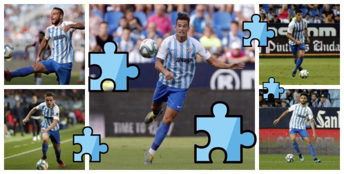 La defensa del Málaga es un puzzle
