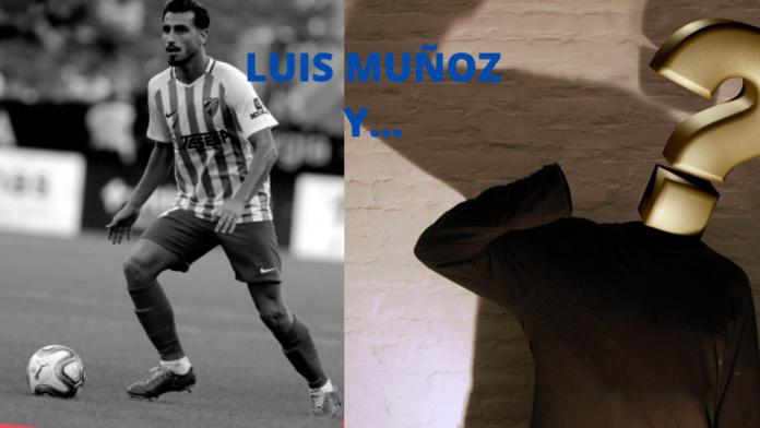 Luis Muñoz mediapunta Málaga