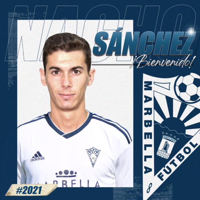 Nacho Sánchez fichaje Marbella