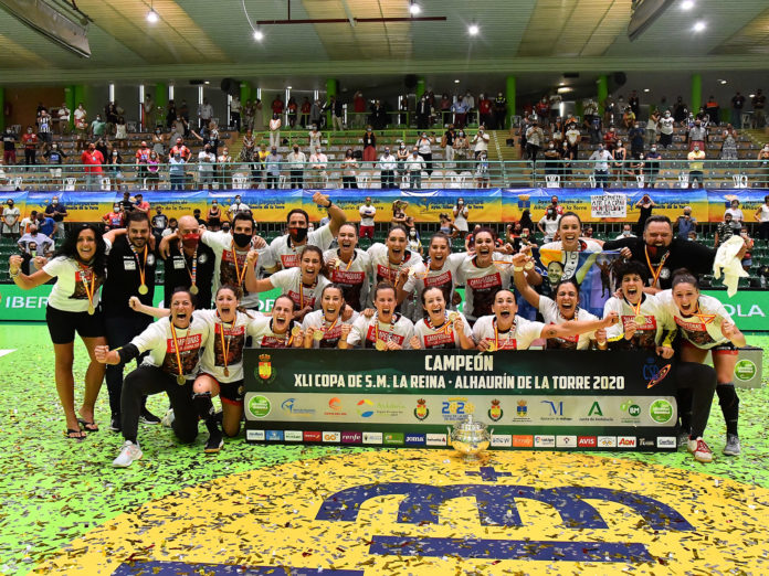 Rincón Fertilidad campeón Copa Reina