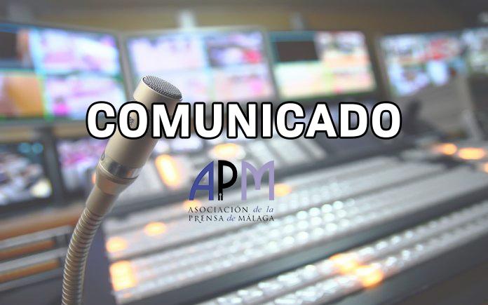 comunicado asociación periodistas Málaga Torremolinos TV