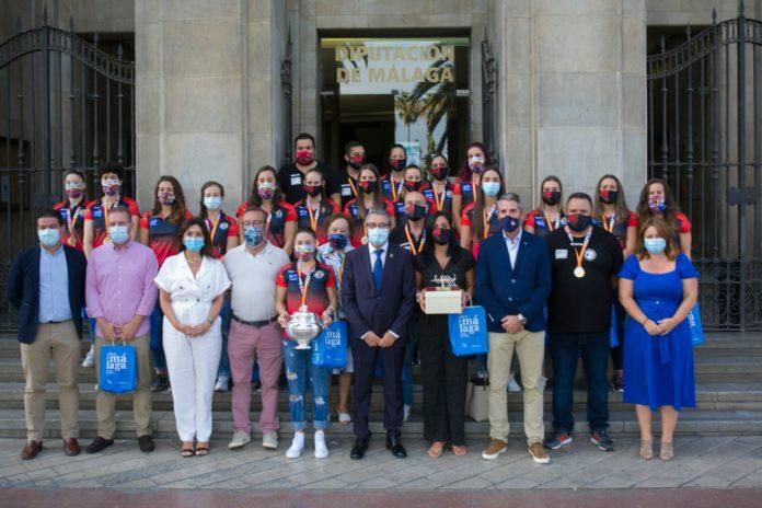 Recepción Diputación Málaga Rincón Fertilidad