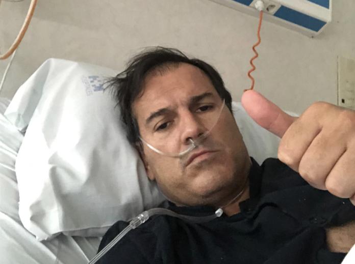 Vicente Casado llegó a estar en la UCI