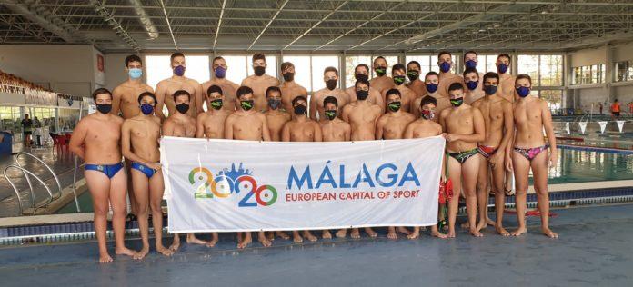 copa andalucía waterpolo Málaga