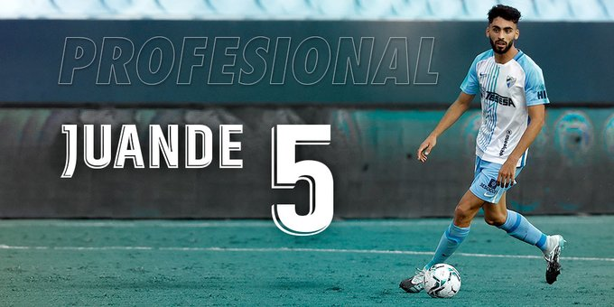 Juande profesional dorsal 5