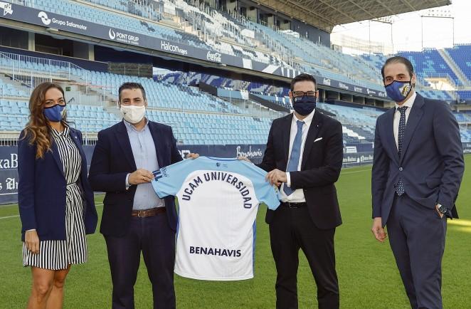 Málaga esports eLaLiga FIFA21