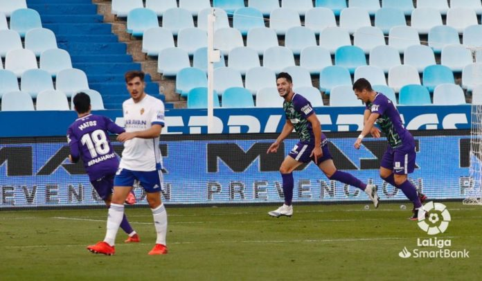 Málaga manita goles playoffs