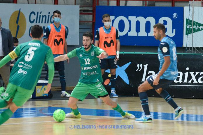 Inter Uma Antequera 2-3
