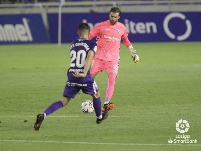 El Málaga menos goleador desde el descenso