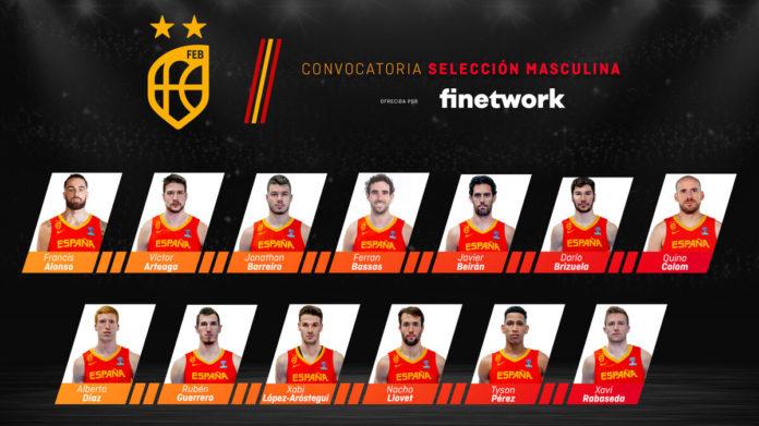 4 Unicaja selección española