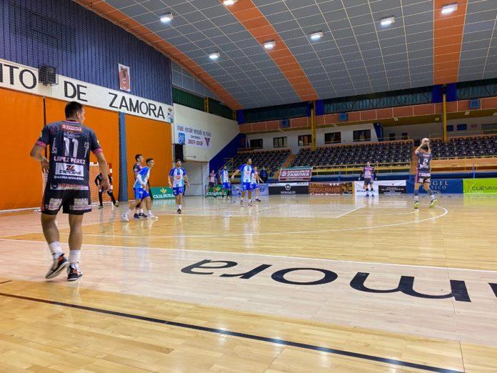 Zamora Trops Málaga