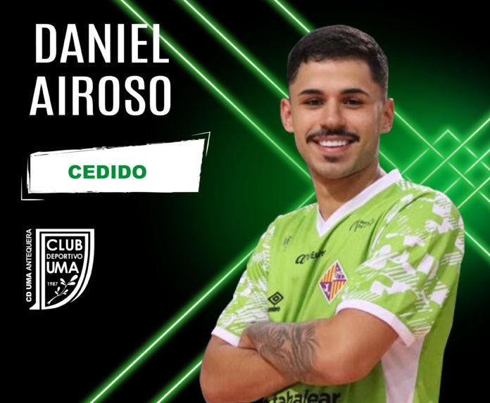 Daniel Airoso fichaje Uma Antequera