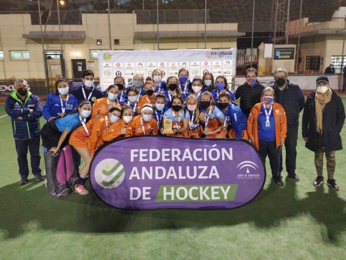 hockey benalmádena femenino campeón Supercopa