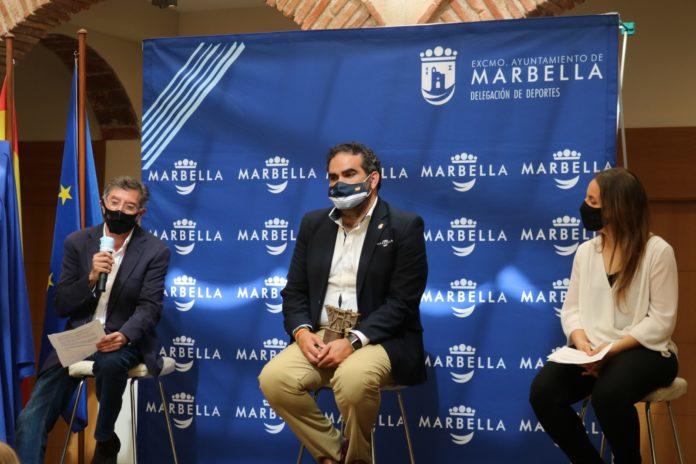 Presentación Premio Periodismo Deportivo Marbella
