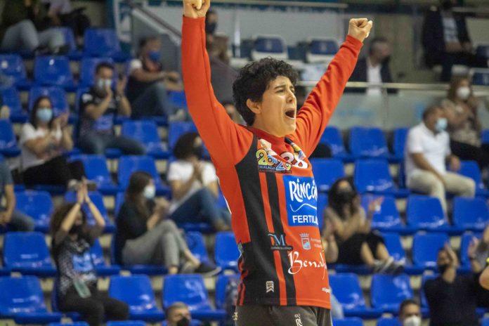 Merche Castellanos victoria semifinal EHF