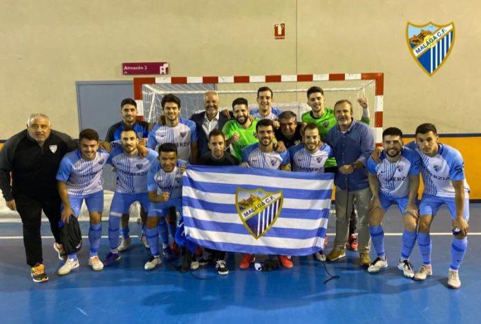Málaga futsal campeones Liga