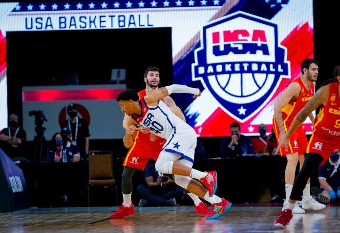 España se encuentra con la mejor versión del Dream Team de Estados Unidos antes de viajar a Japón