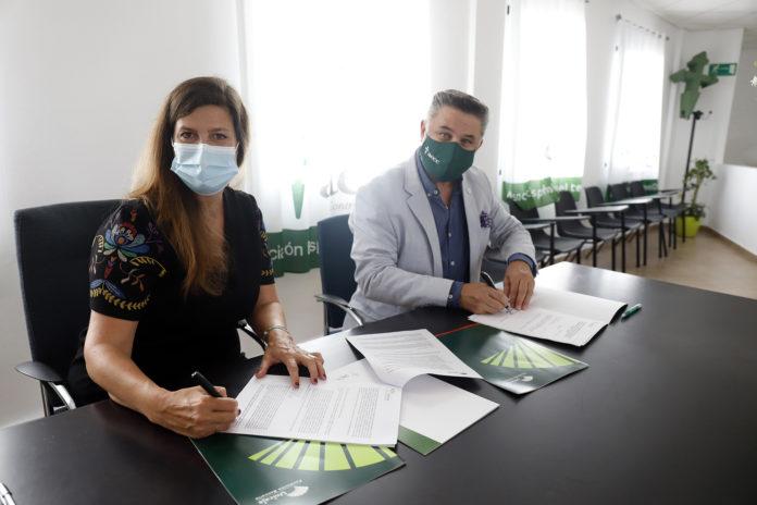 Fundación Unicaja colabora en la adecuación de la nueva sede de la Asociación Española Contra el Cáncer de Benalmádena