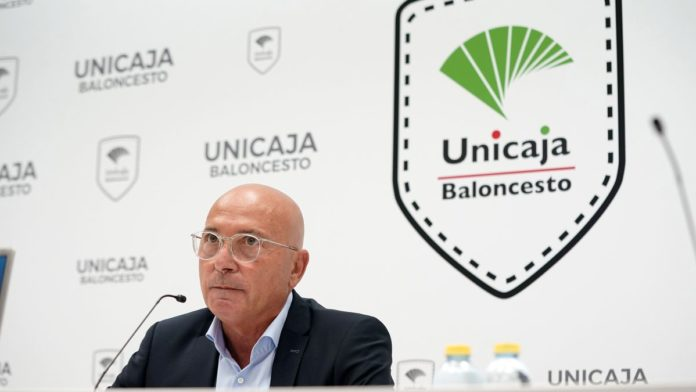 Antonio Jesús López Nieto, en rueda de prensa | Mariano Pozo