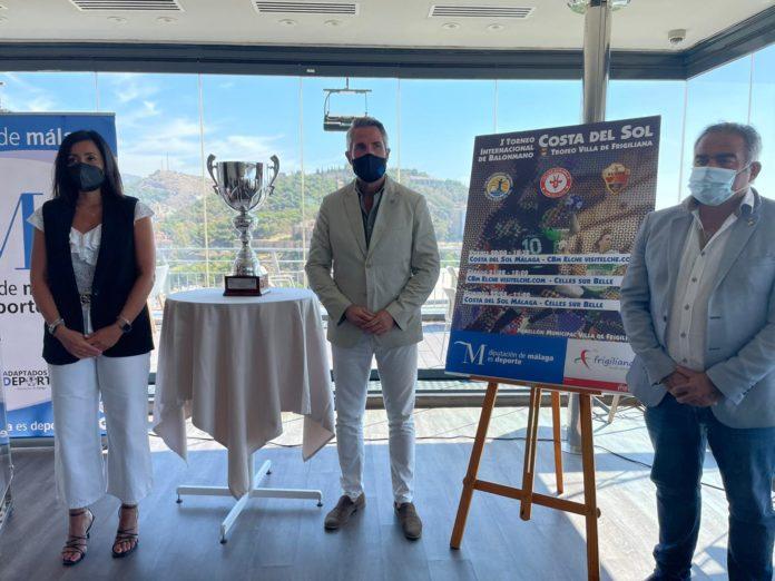 Nace el I Torneo Internacional de Balonmano Costa del Sol Trofeo Villa de Frigiliana